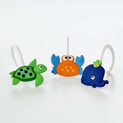 Jumping Beans Fish Tales 12-pk. Shower Curtain Hooks
