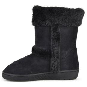 Journee Chuckie Girls' Boots