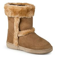 Journee Chuckie Girls' Boots