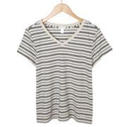 Jockey Striped Tee