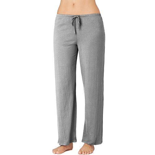 Women's Jockey Pajamas: Solid Pants