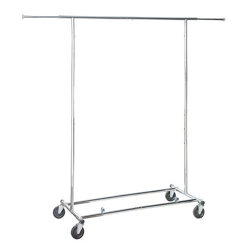 Richards Homewares Chrome Garment Rack