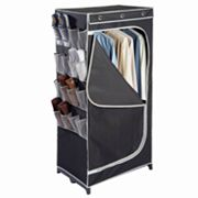 Richards Homewares Wardrobe With Shoe Pockets