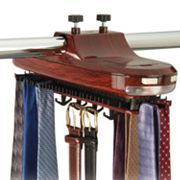 Richards Homewares Rotating Tie Rack