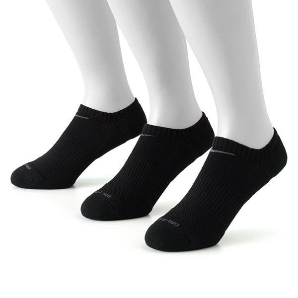 Men's Nike 3-pk. Dri-FIT No-Show Socks