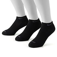 Men's Nike 3 pkDri-FIT Low-Cut Socks