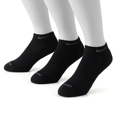 Nike 3-pk. Dri-FIT Low-Cut Socks