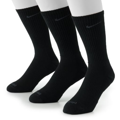 Men's Nike 3-pk. Dri-FIT Crew Socks
