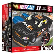 NASCAR Denny Hamlin FedEx Car Building Set by K'NEX