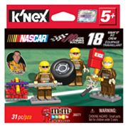 NASCAR Kyle Busch MM Pit Crew Set by K'NEX