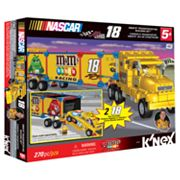 NASCAR Kyle Busch Transport Rig Building Set by K'NEX