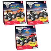 Monster Jam Micro Scale Building Sets by K'NEX