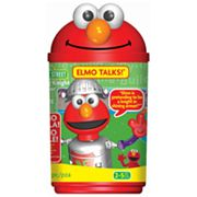 Sesame Street Talking Elmo Knight Building Set by Kid K'NEX