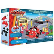 Kid K'NEX Roary Silver Hatch Start Line Building Set