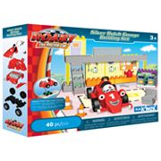 Kid K'NEX Roary Silver Hatch Garage Building Set