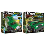 K'NEX Collect and Build Xtreme Ops Mission: Jungle Building Sets