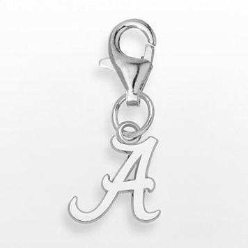 LogoArt Alabama Crimson Tide Sterling Silver Logo Charm