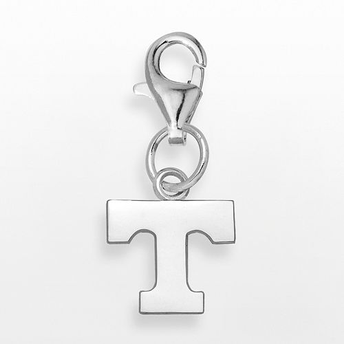 LogoArt Tennessee Volunteers Sterling Silver Logo Charm