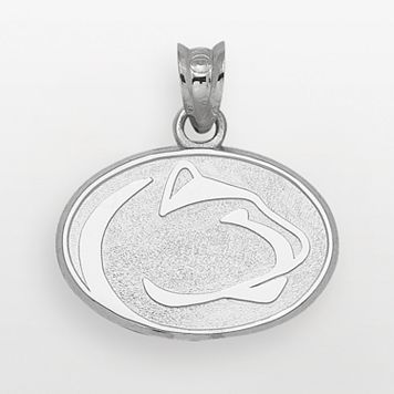 Penn State Nittany Lions Sterling Silver Logo Charm