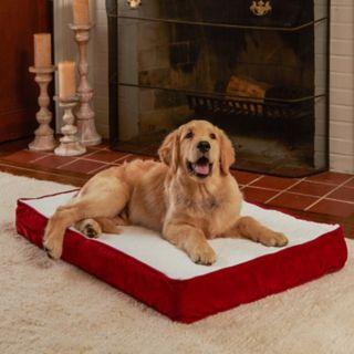 Happy Hounds Oscar Orthopedic Dog Bed - 36'' x 24''