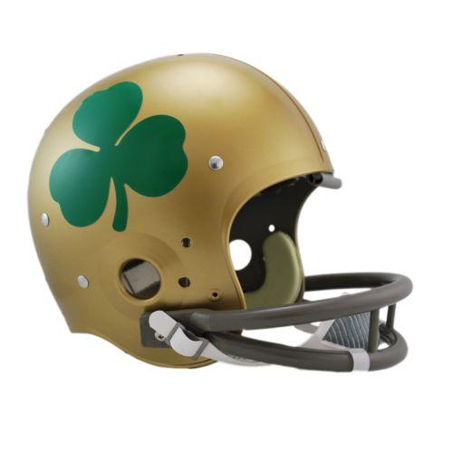 Riddell Notre Dame Fighting Irish Throwback Replica Helmet