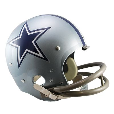 Riddell Dallas Cowboys 67 Throwback Replica Helmet