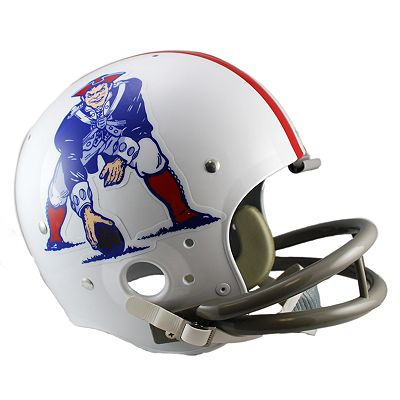 Riddell New England Patriots 61 - 64 Throwback Replica Helmet