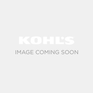 Kansas Jayhawks Silver Tone Crystal Logo Teardrop Y Necklace