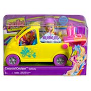 Polly Pocket Carpool Cruiser Vehicle Playset by Mattel