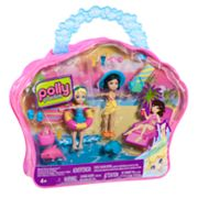 Polly Pocket Beach Party Adventure Playset by Mattel