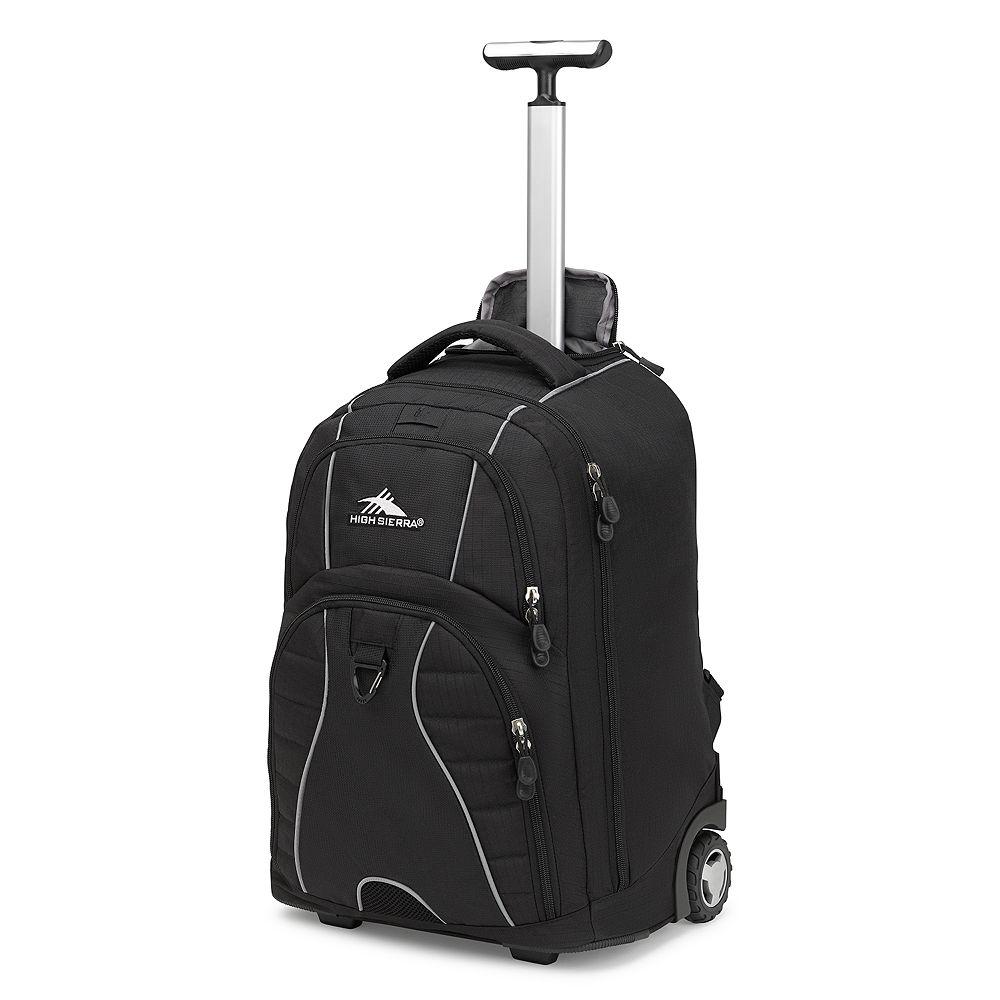 High Sierra Freewheel Wheeled 17-in. Laptop Backpack