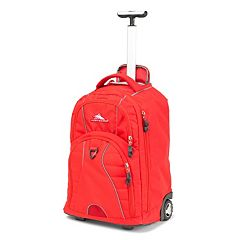 High Sierra Freewheel Wheeled 17 in Laptop Backpack