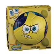 Spongebob Squarepants Soccer Ball by Franklin