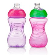Nuby 2-pk. Super Spout Easy Gripper 10-oz. Cups - Baby