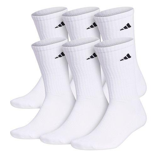 3d9656f6d6 Men's adidas 6-pk. ClimaLite Crew Performance Socks