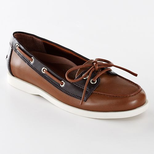 Chaps Boat Shoes - Women