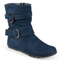 Journee Katty Girls' Midcalf Boots