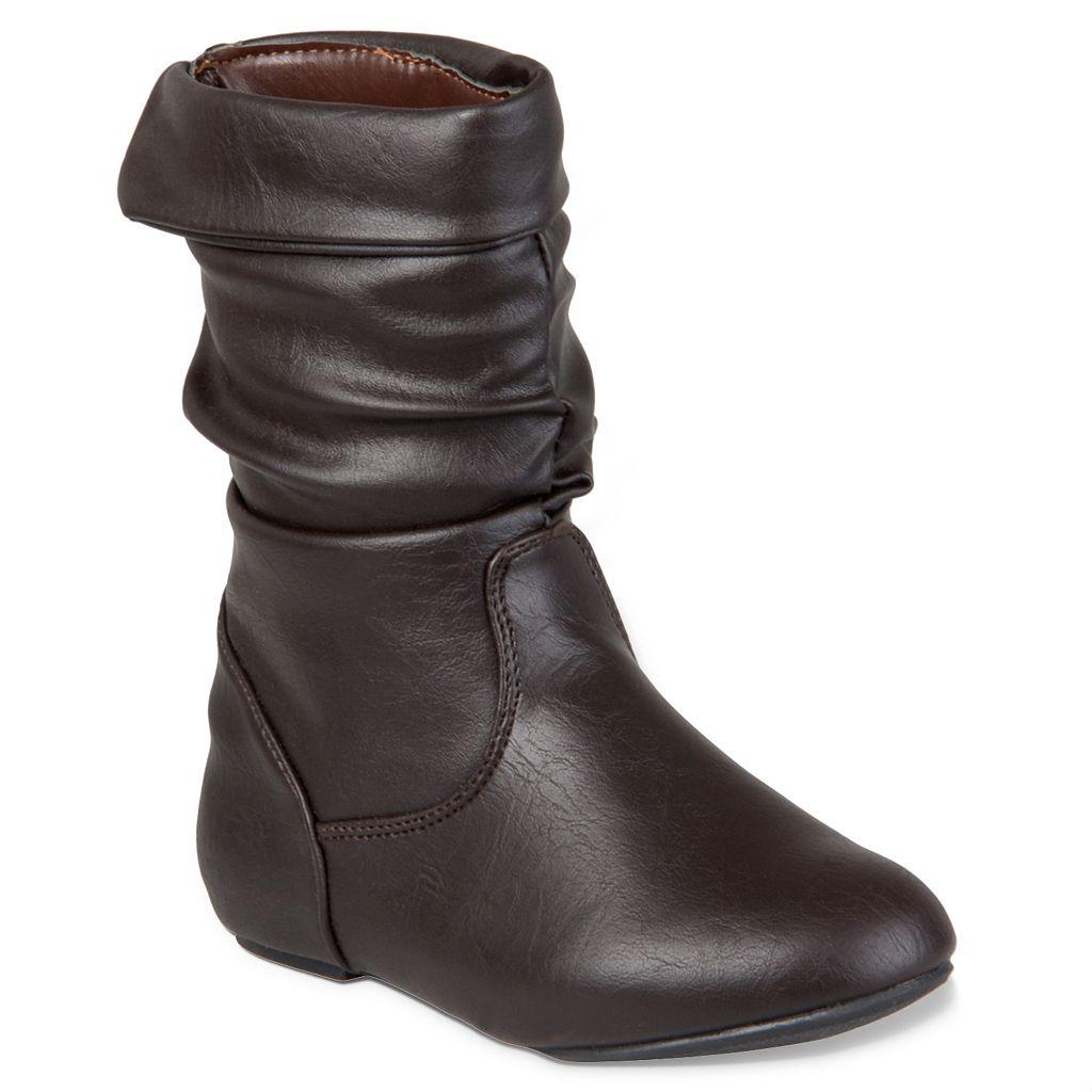 Journee Kgena Girls' Boots