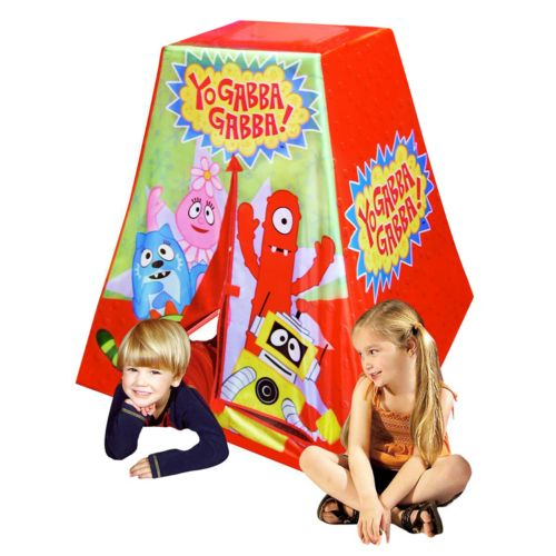 Yo Gabba Gabba Play Tent