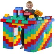 Kid's Adventure 192-pc. Jumbo Block Set