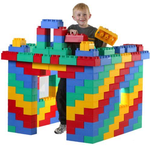 Kid's Adventure 192-pc. Jumbo Block Set