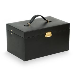 WOLF Heritage Square Jewelry Case