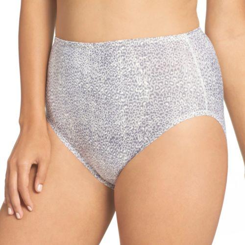 Olga Light Shaping Hi-Cut Panty 23044 - Women's