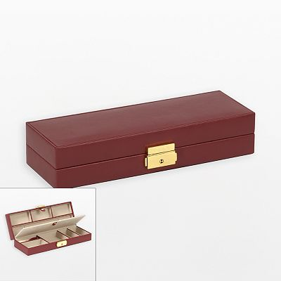 Heritage by Wolf Designs Safe Deposit Case