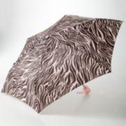 Kohl's Cares Dana Buchman Zebra Umbrella