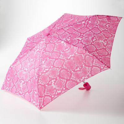 Kohl's Cares Dana Buchman Snakeskin Umbrella