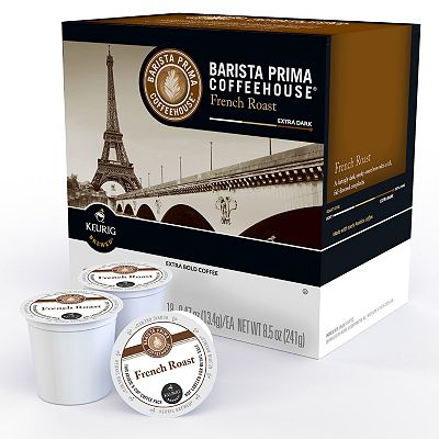 Keurig K-Cup Portion Pack Barista Prima Coffeehouse French Roast Coffee - 18-pk.