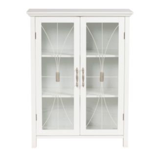 Elegant Home Fashions Rose Floor Cabinet