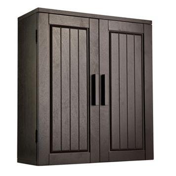 Elegant Home Fashions Katrina Wall Cabinet
