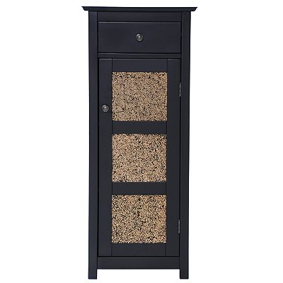 Elegant Home Fashions Abbey Floor Cabinet